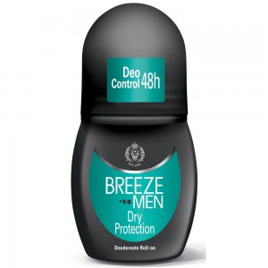 Breeze Dry protection - męski dezodorant Roll-On (50 ml)