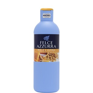 Felce Azzurra Miód i owies - Płyn do kąpieli (650 ml)