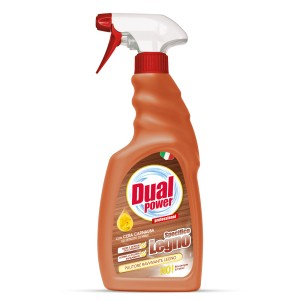 Dual Power Legno - Spray do mebli, drewna (500 ml)