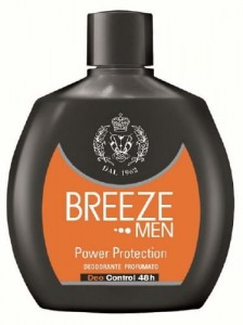 Breeze Power Protection 48h - dezodorant perfumowany sqeeze ścisk (100 ml)