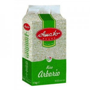 Amato Riso Arborio - Ryż do risotto (1 kg)