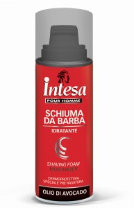 Intesa Awokado - pianka do golenia (100 ml)