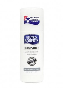 Dezodorant w sztyfcie - Neutro Roberts Invisibile 40 ml